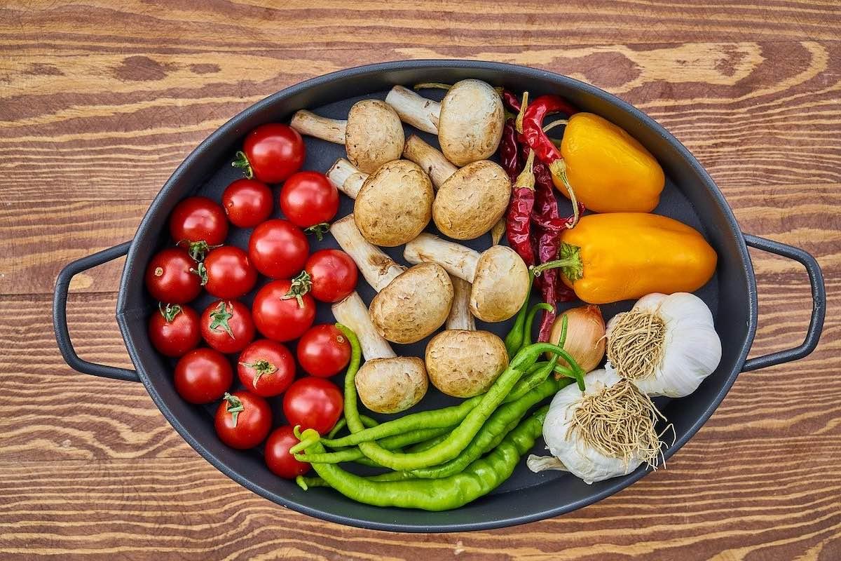 Alimento orgánico