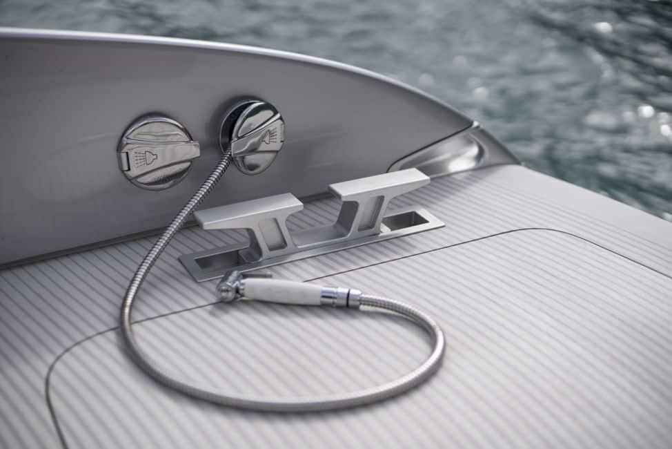 ARROW460 Granturismo: El primer yate de lujo Mercedes-Benz