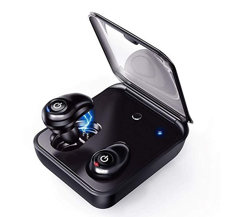 Auriculares inalámbricos, magnéticos, Bluetooth 5.0 de última generación