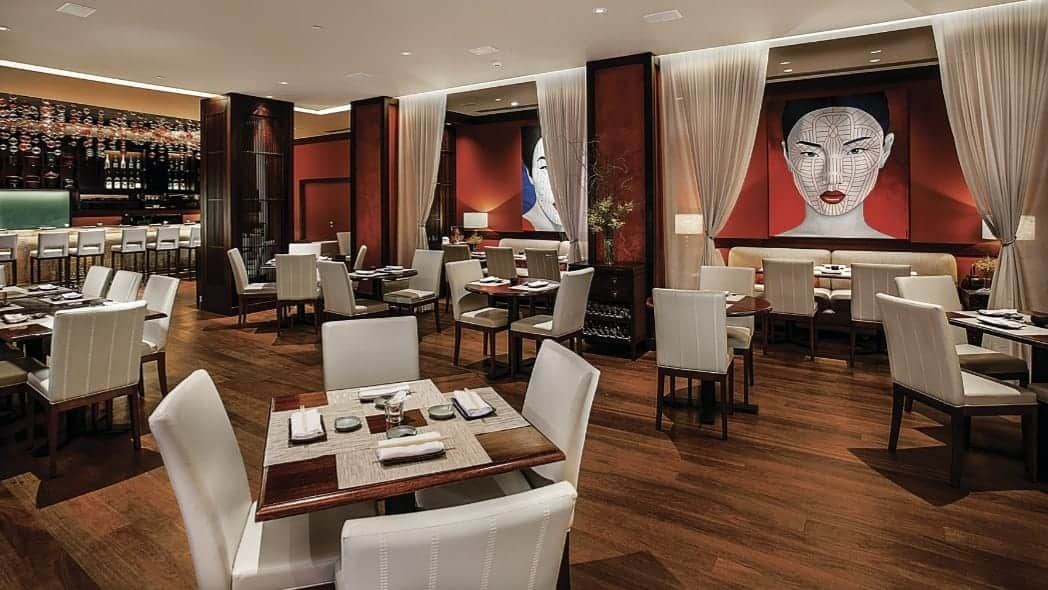Restaurante Mee en Belmond Copacabana Palace