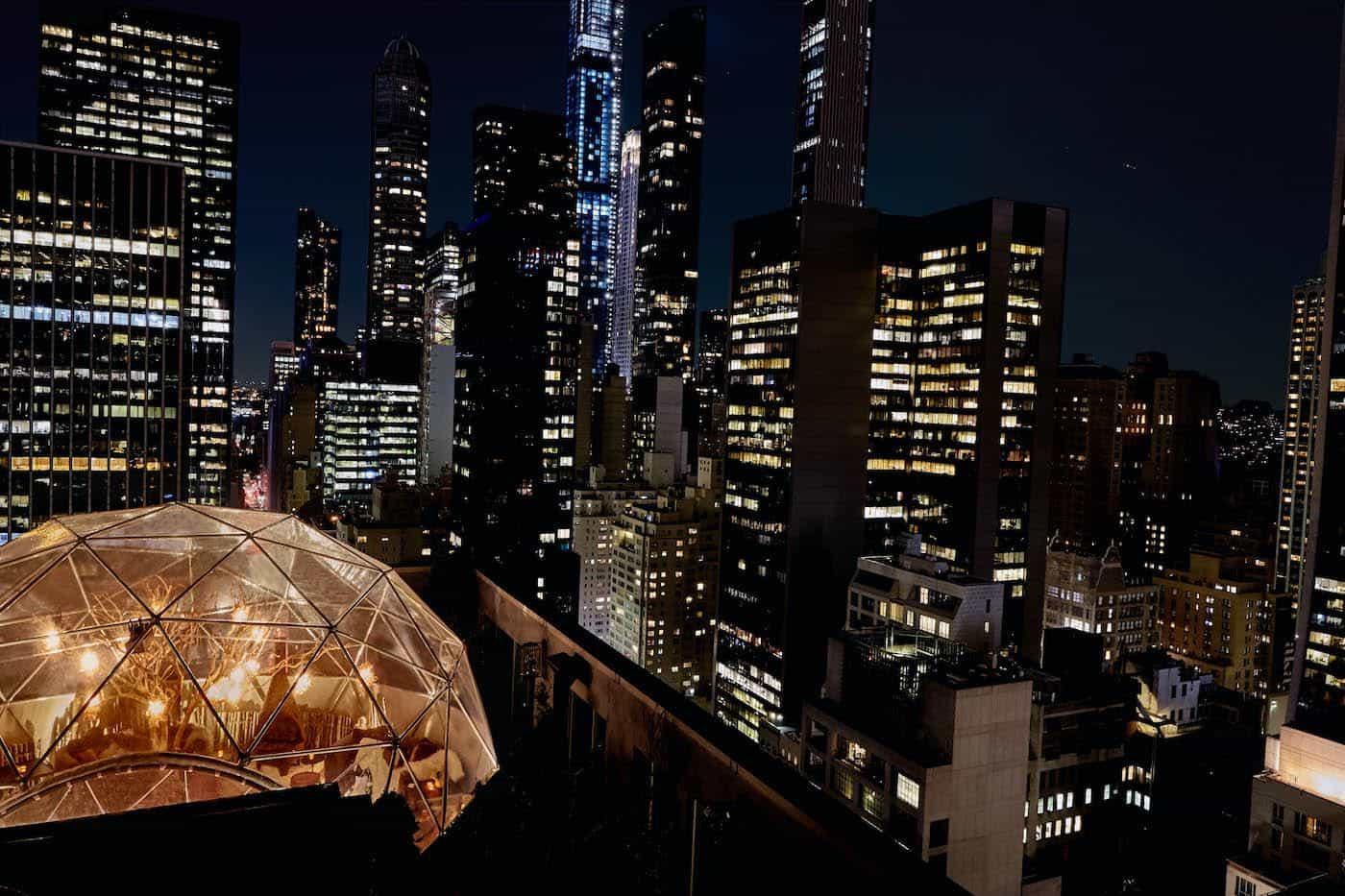 "The Peninsula New York presenta ""Chalet de Ning"" en la West Terrace del Salón de Ning"