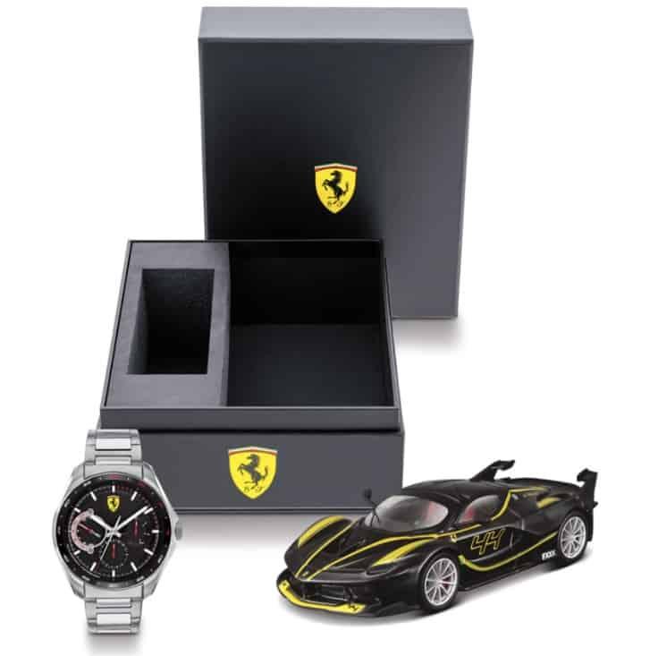 Cronógrafo Speedracer: El regalo más especial de Scuderia Ferrari
