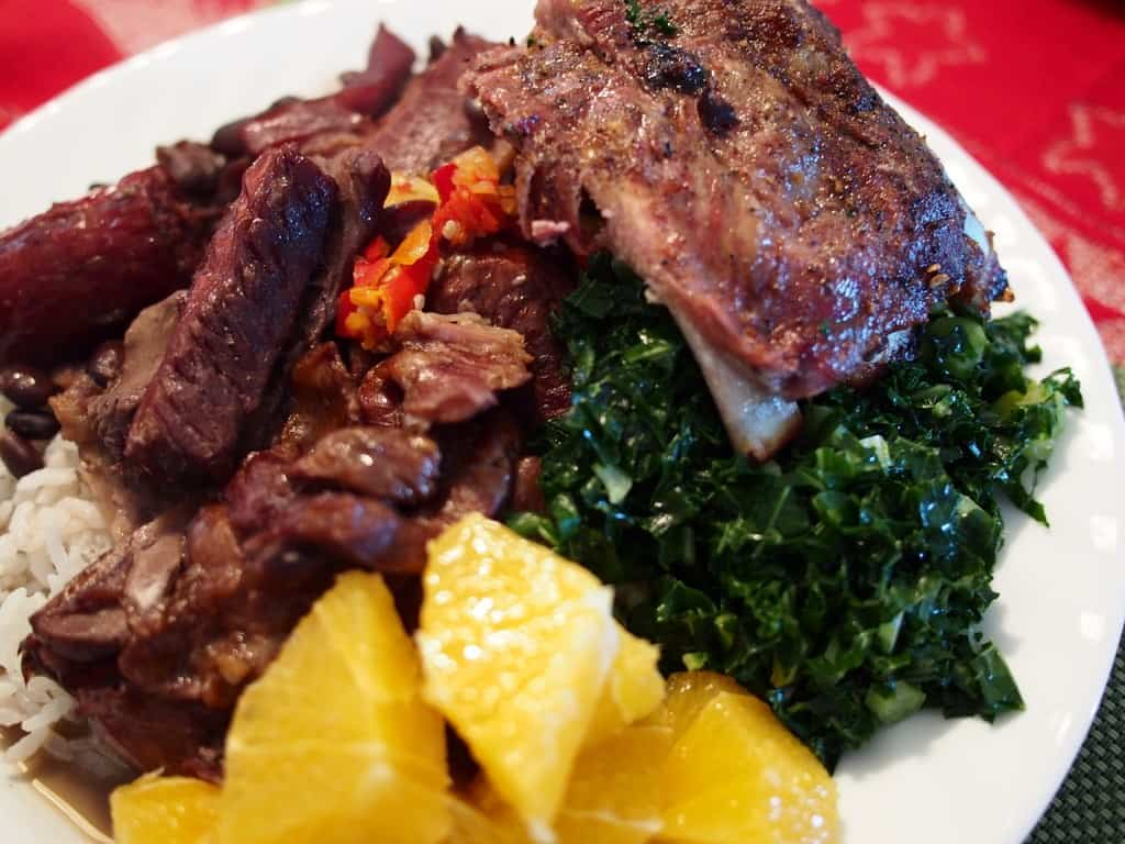 El Feijoada es uno de los platos típicos de Río