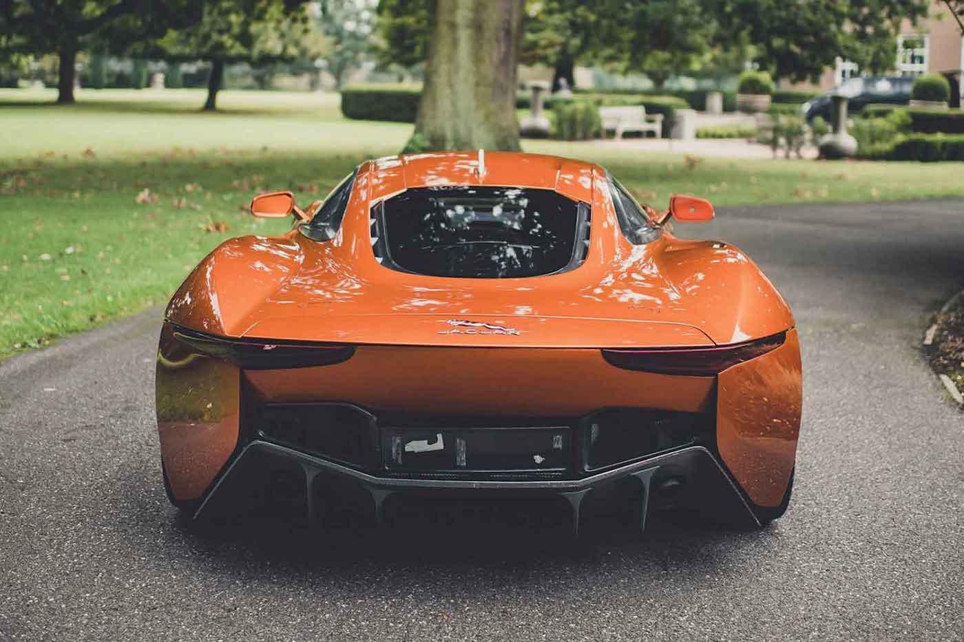 El Jaguar C-X75 de la película de James Bond 'Spectre' será subastado