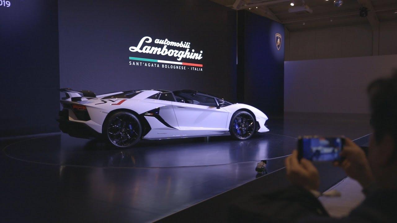 Lamborghini Day Seoul