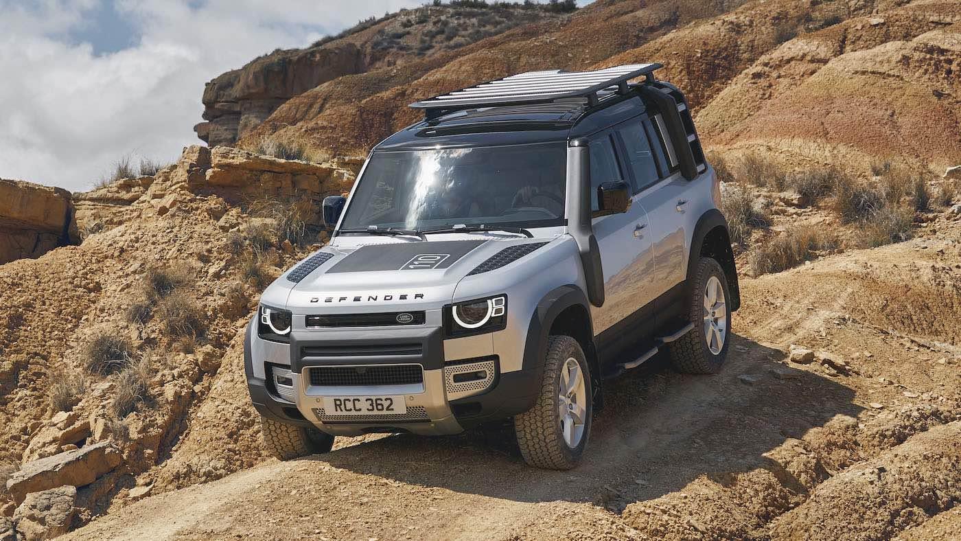 La nueva Land Rover DEFENDER 2020: un icono reinventado