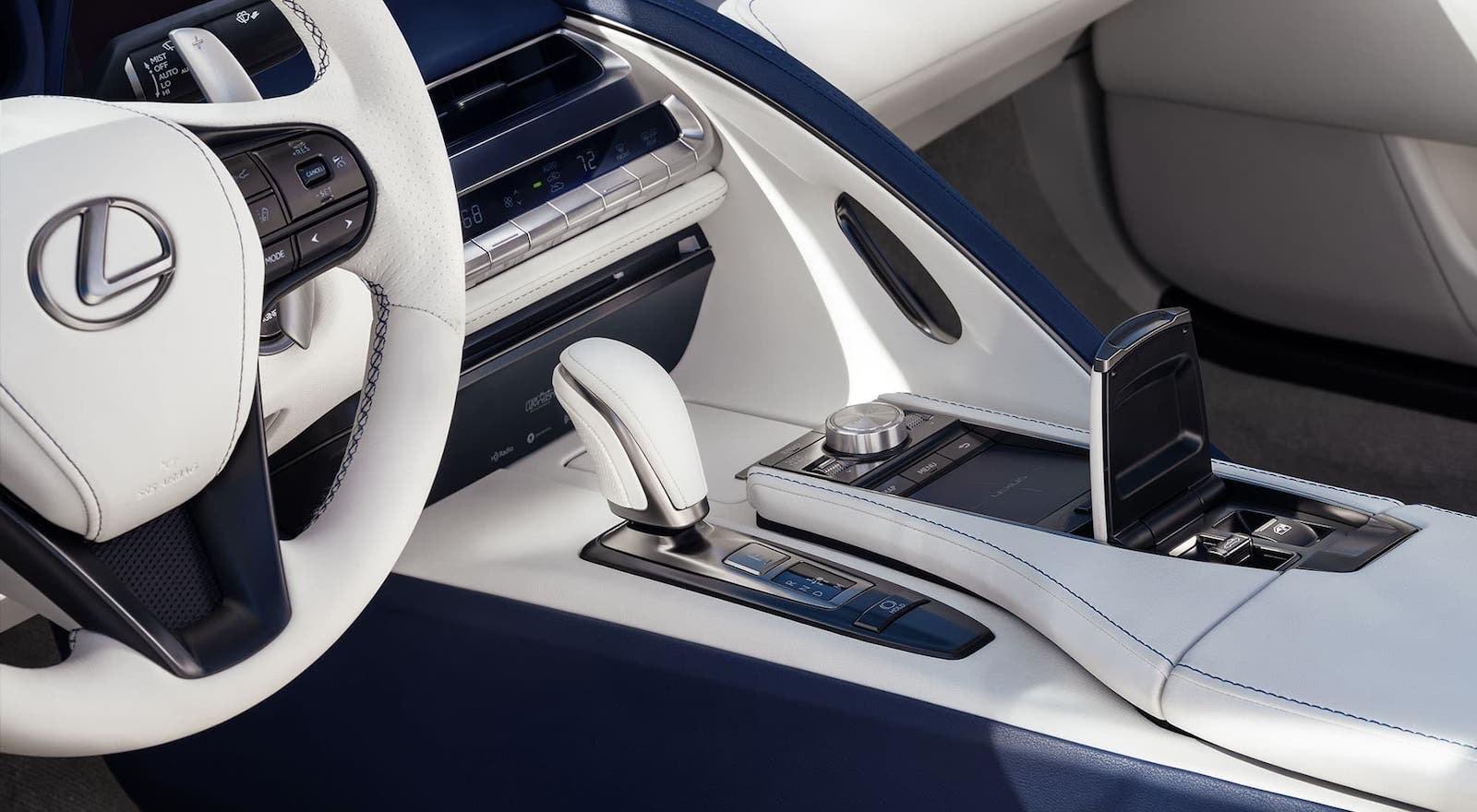 LC 500 2021 | Interior