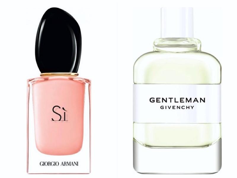 Perfumes para hombres y mujeres