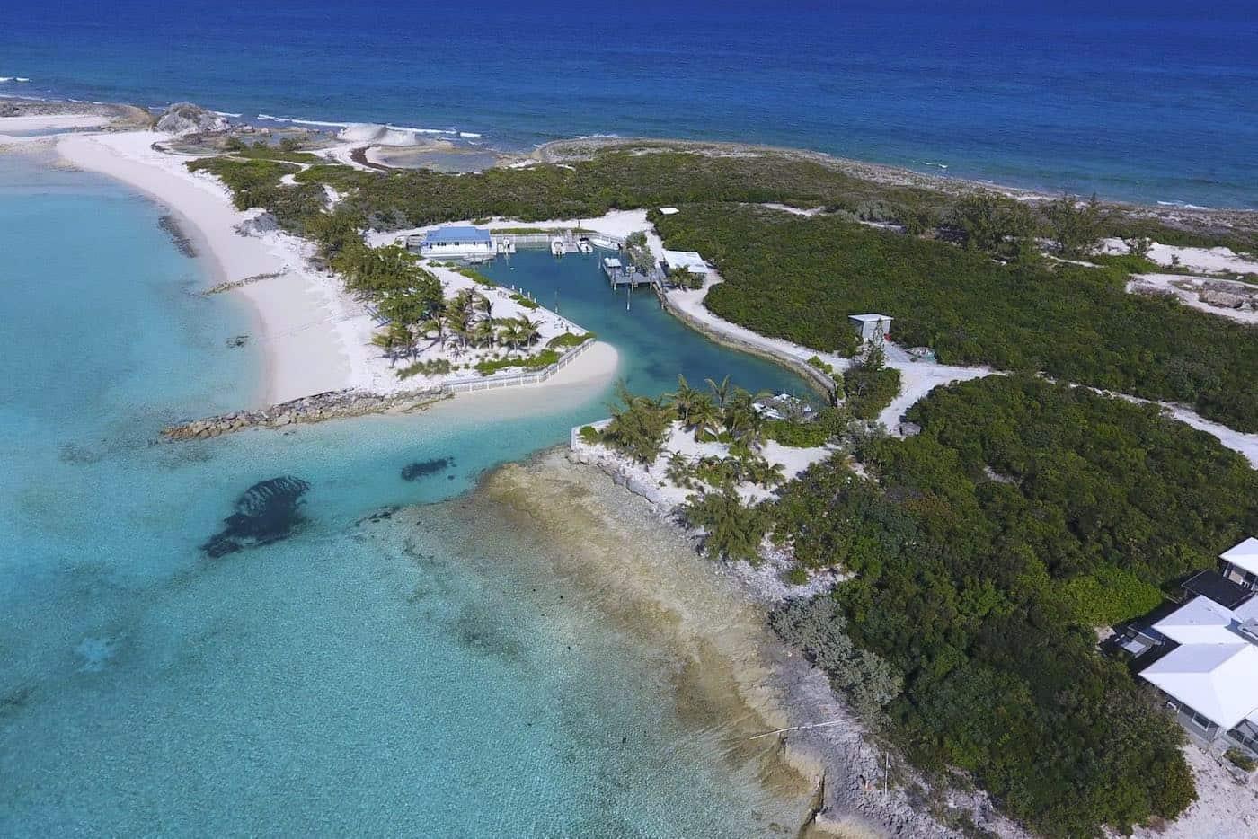 Exclusiva isla privada a la venta en las Bahamas