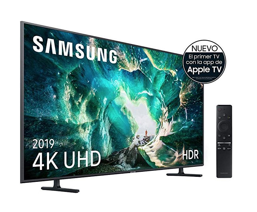 """Black Friday 2019 en Amazon: Samsung 4K UHD 2019 55RU8005 Smart TV de 55"""""""