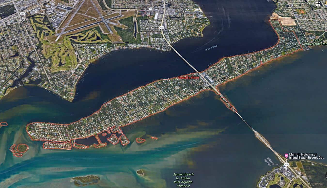 Ciudades más ricas de Florida: Sewall's Point