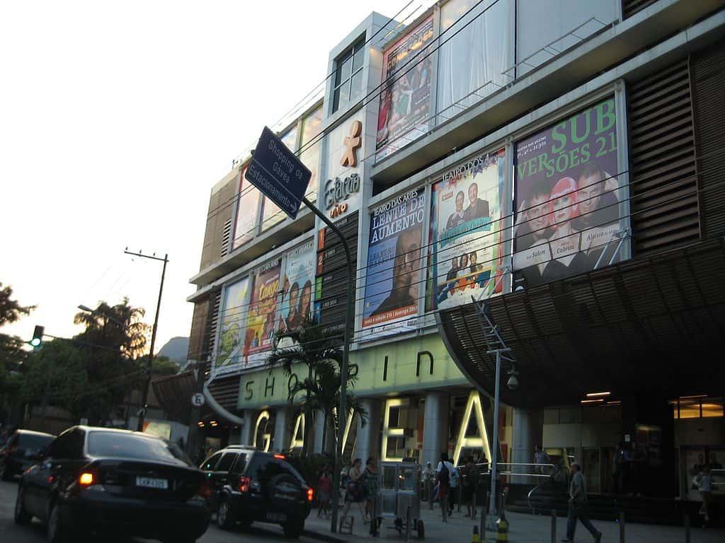 Gavea Shopping, Río de Janeiro, Brasil