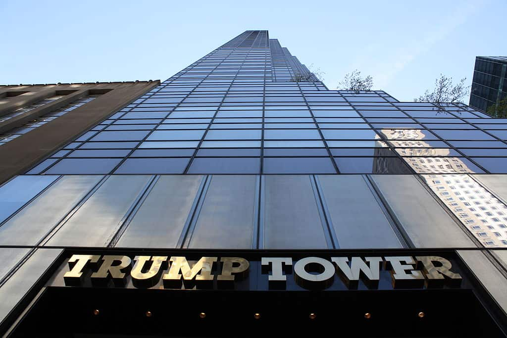 Trump Tower, Nueva York