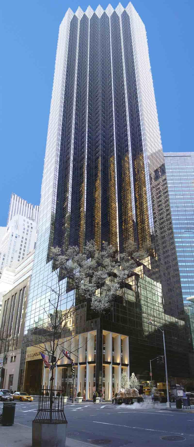 Trump Tower, Nueva York