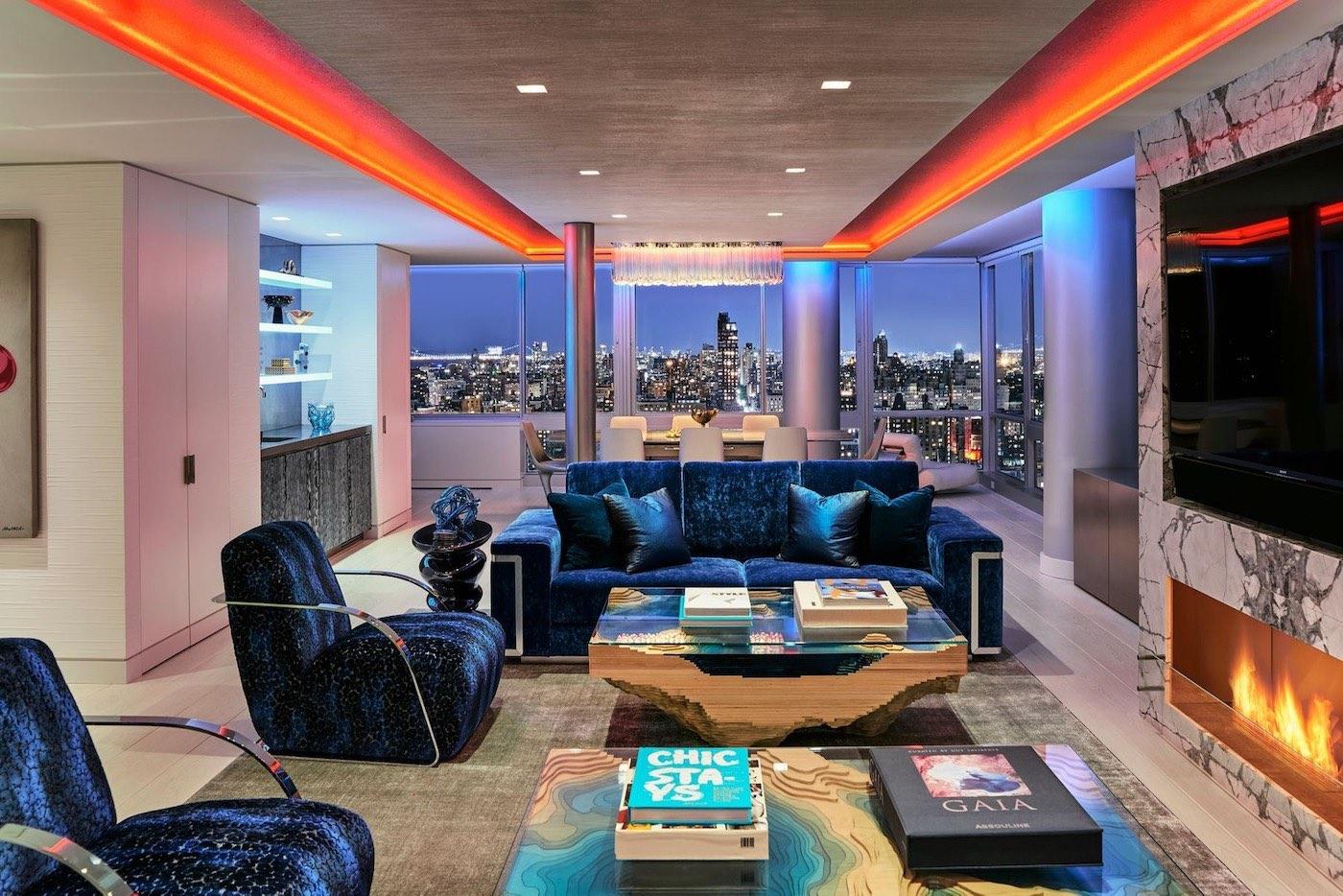 Exclusivo apartamento en Nueva York a la venta por $21 millones