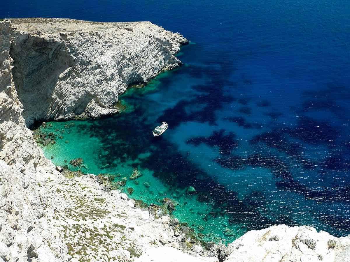 Isla griega Anticitera