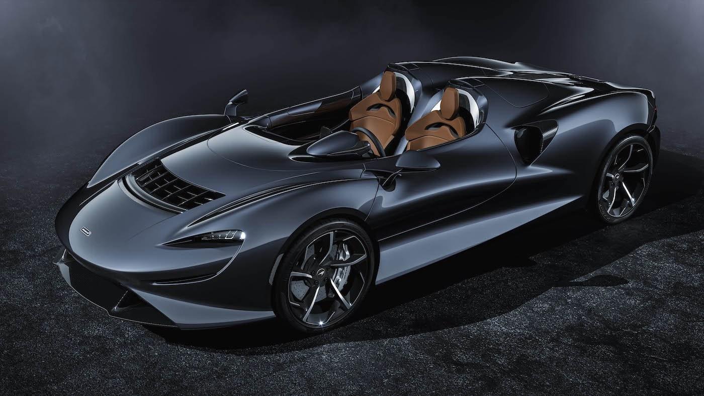 El fabricante británico de automóviles ha revelado su último superdeportivo de 804 caballos de fuerza.