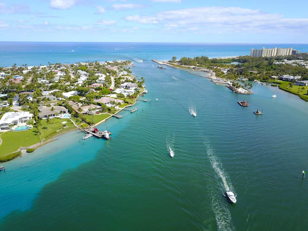 Isla Júpiter, Florida