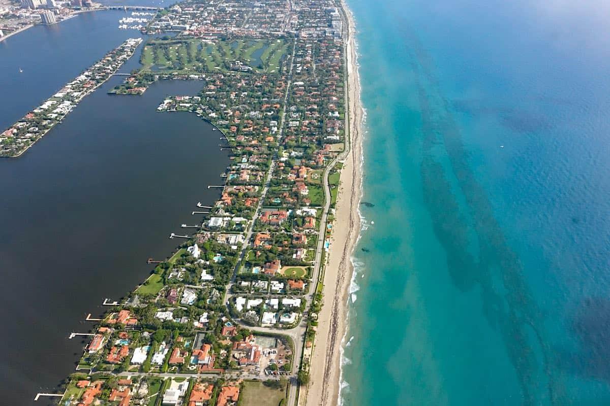 Ciudades más ricas de Florida: Manalapan, Florida