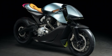 La primera motocicleta del fabricante británico de autos; precio inicial: $120.000