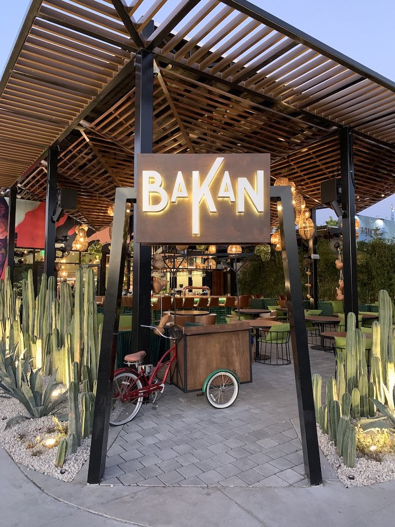 Restaurante Bakan Wynwood