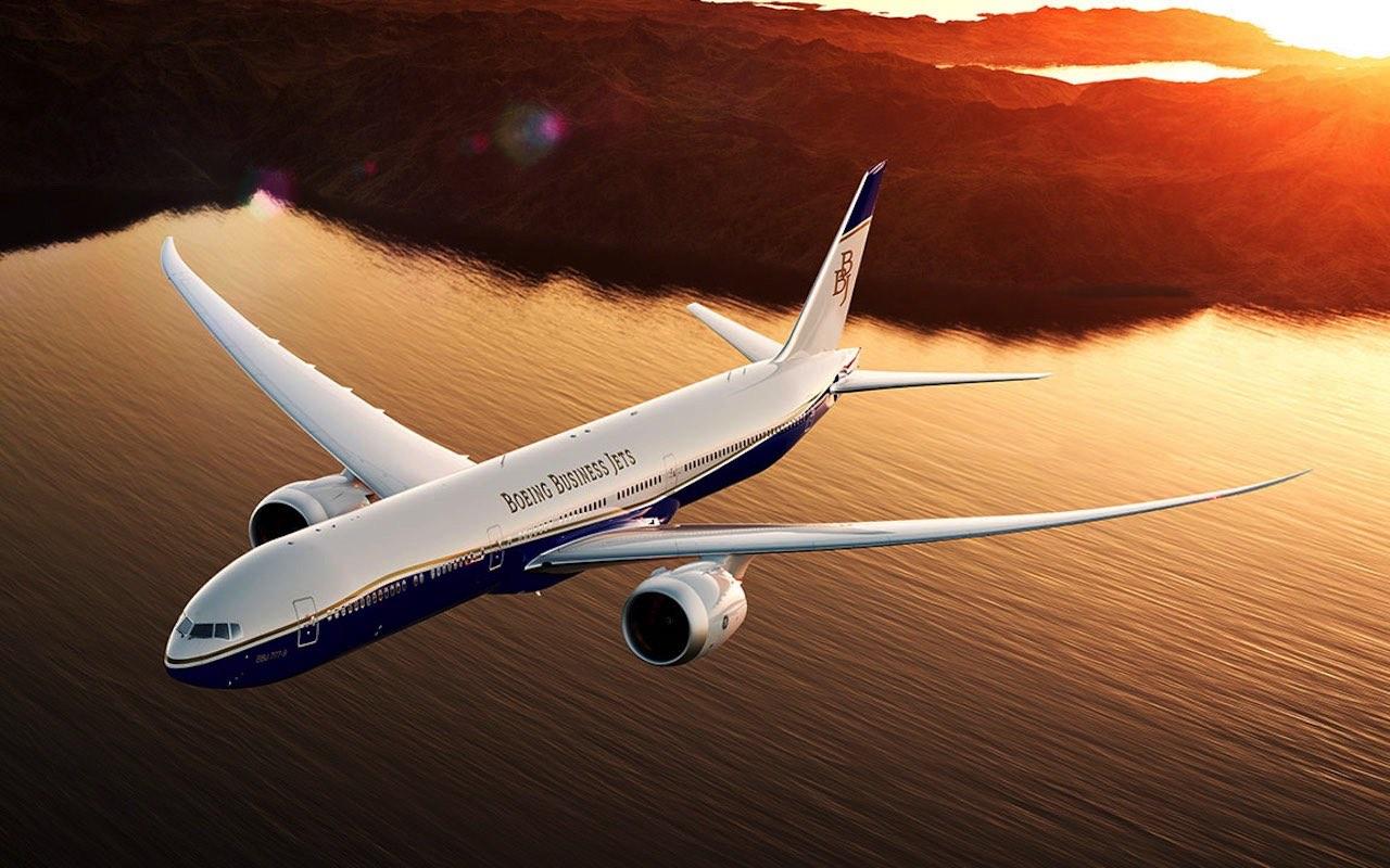 Boeing BBJ 777X: El avión más grande y ultralujoso del mundo