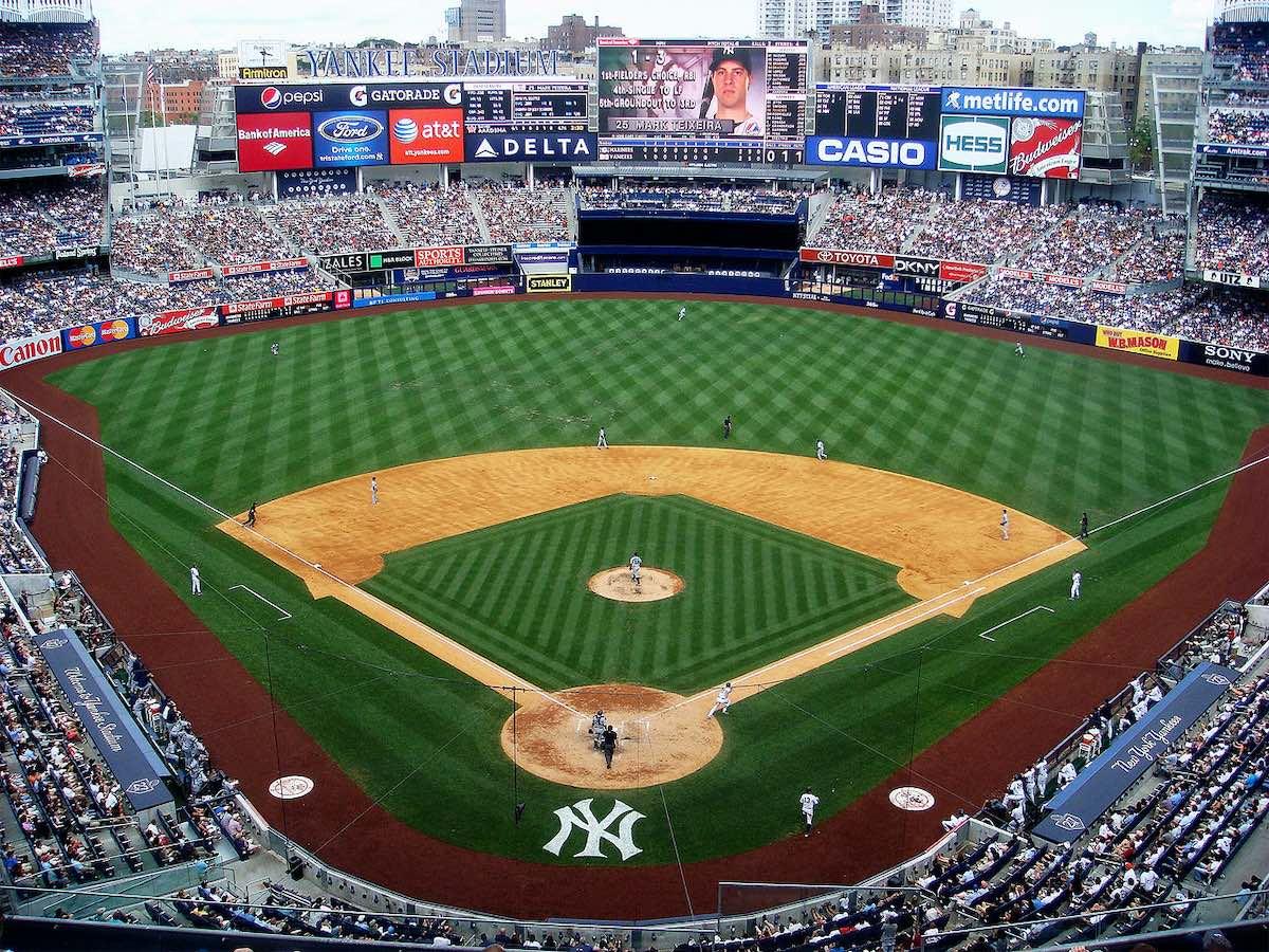 Estadio de los Yankees de Nueva York