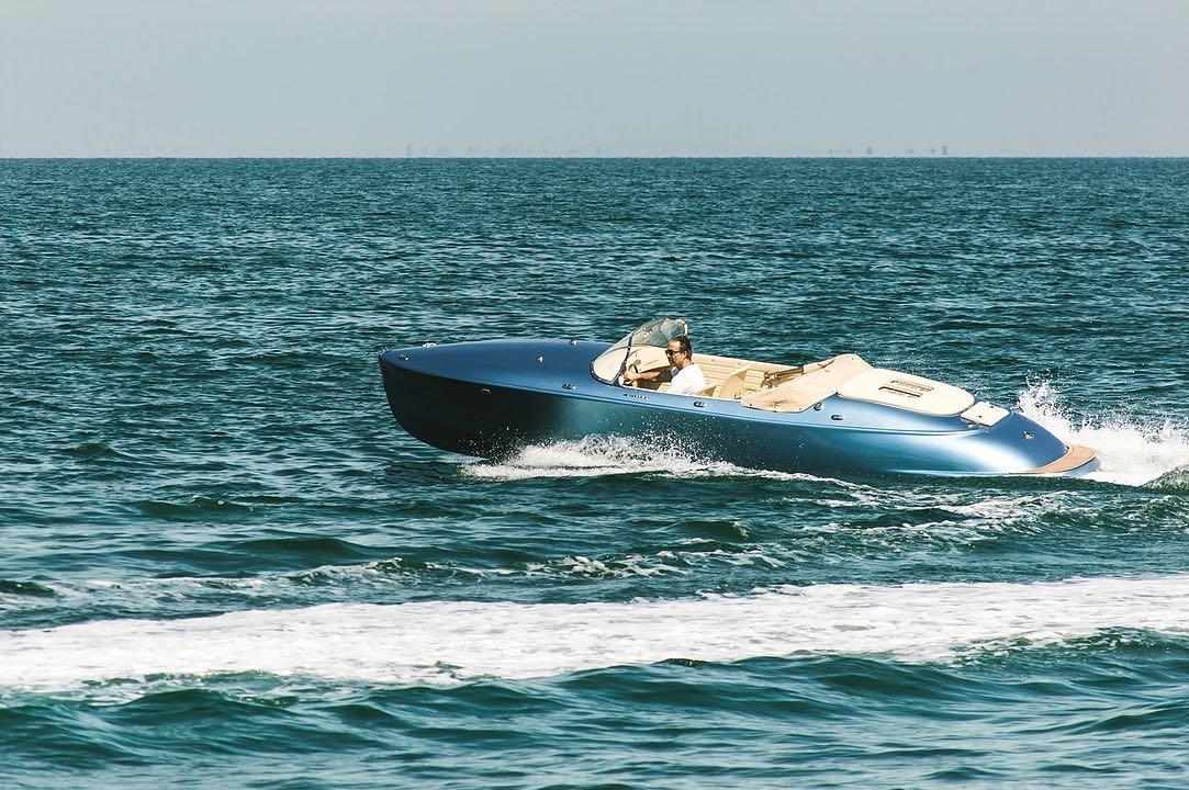 Seven Seas Yachts presenta el nuevo mensajero de los dioses en el agua