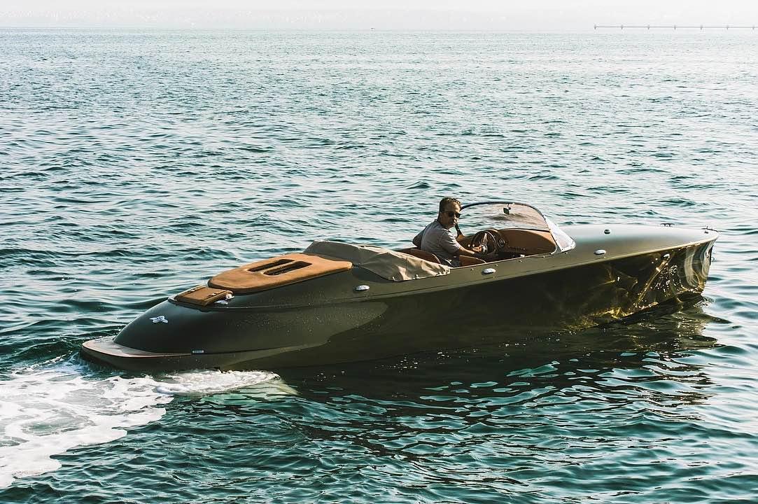 Seven Seas Yachts presenta la Hermes Speedster