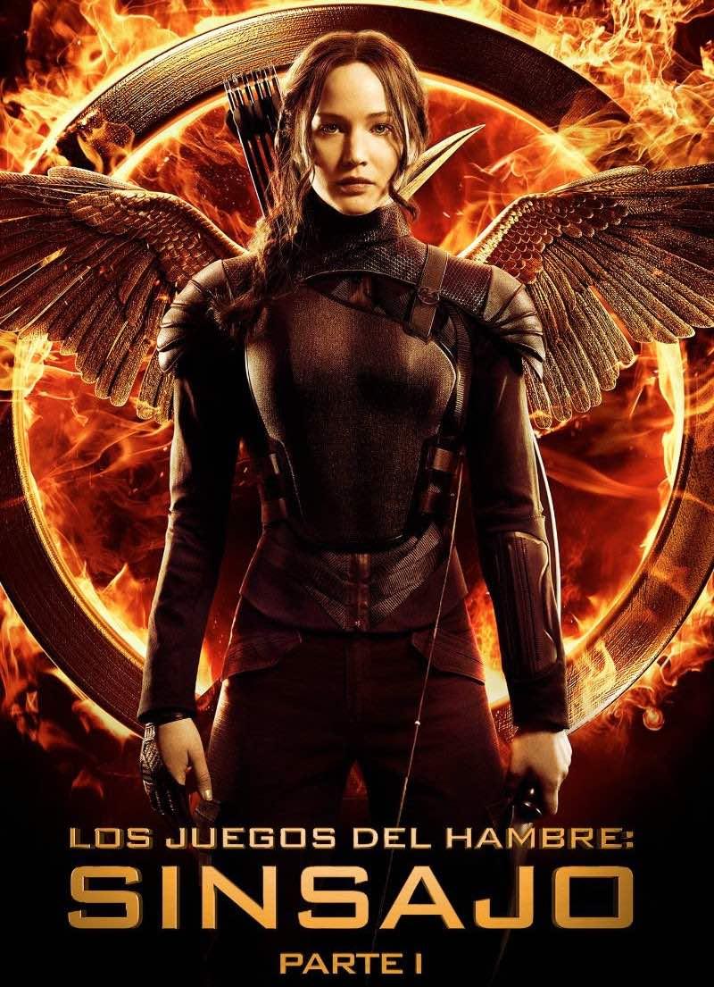 STARZ PLAY: Hunger Games Mockingjay Primer Parte