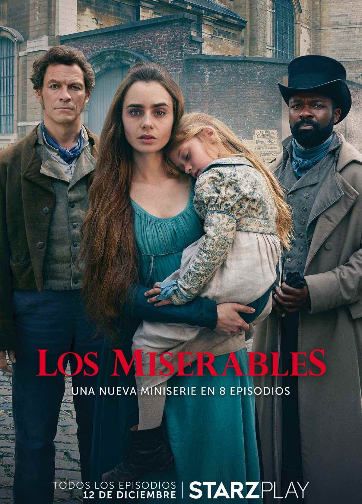 STARZ PLAY: Los Miserables