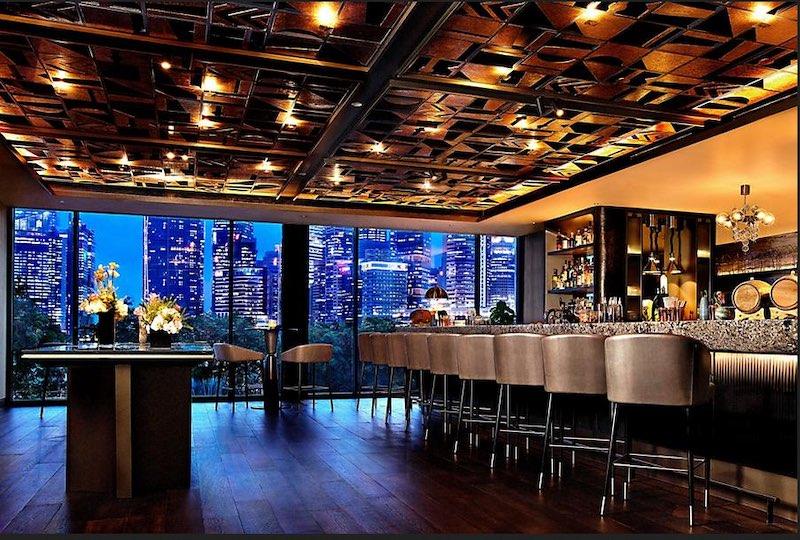 Mandarin Oriental, Singapur