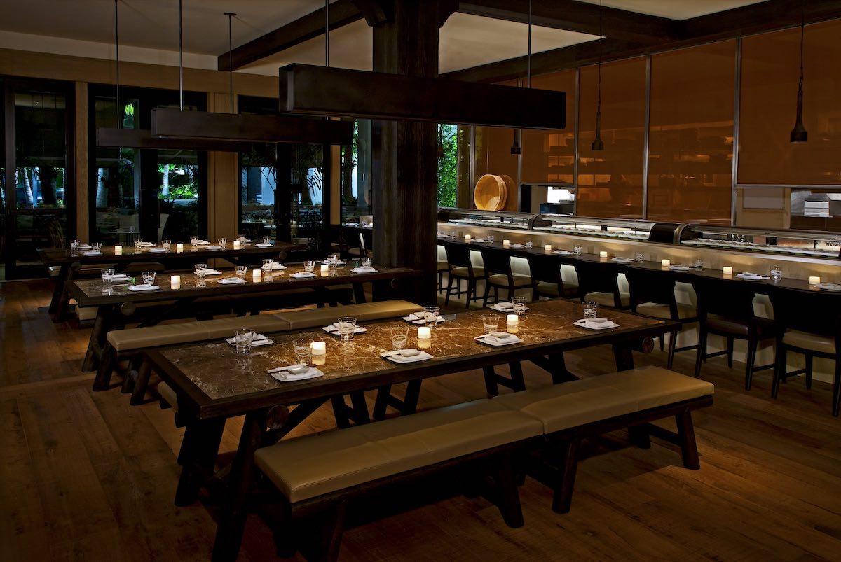 Restaurante Makoto