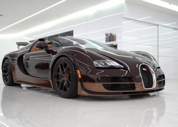 Bugatti Veyron de Manny Khoshbin