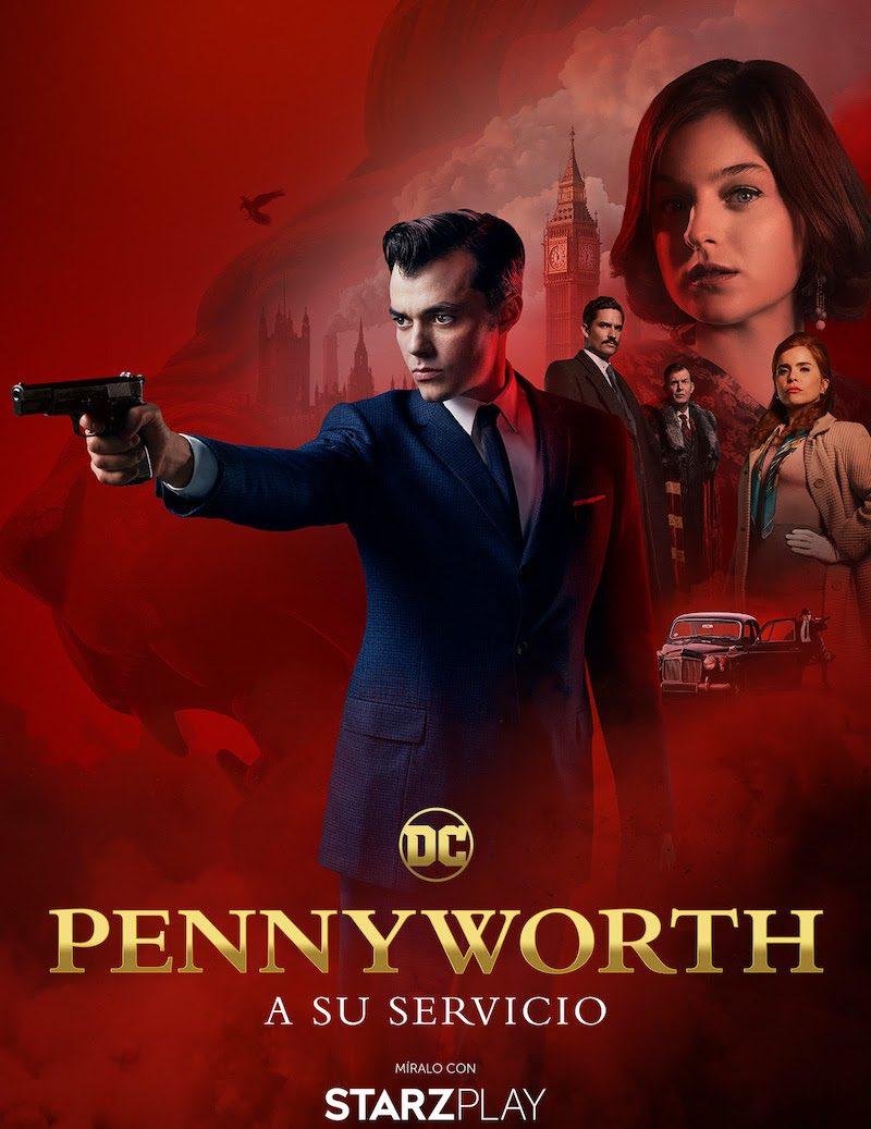 STARZ PLAY: Pennyworth