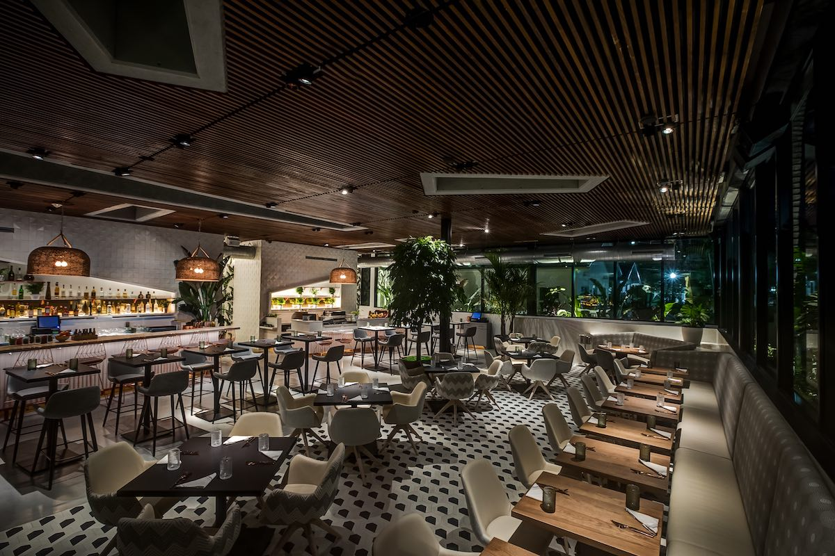 Restaurante Planta South Beach