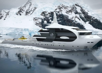 Rosetti revela el nuevo concepto de súperyate de 213 pies: Proyecto Orca