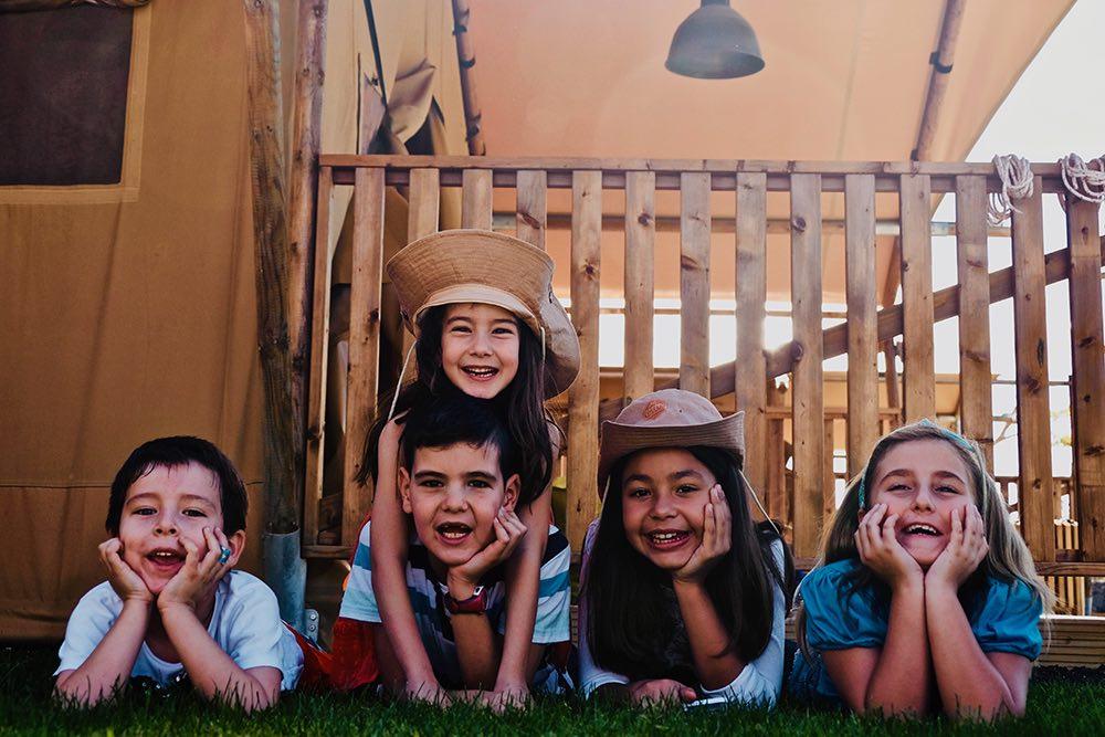 Abama Kids Camp en Las Terrazas de Abama