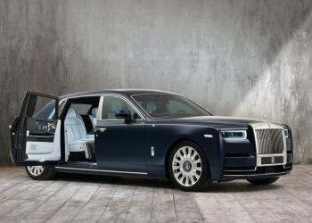 Rolls-Royce Rose Phantom