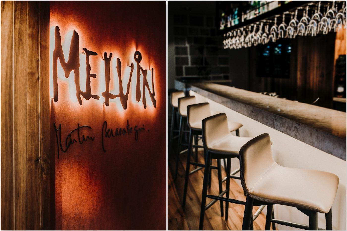Restaurante Melvin by Martín Berasategui