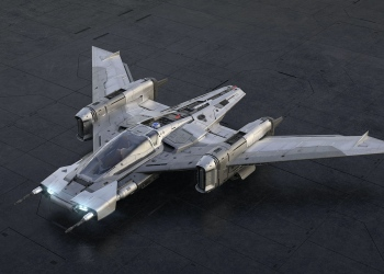 Porsche y Lucasfilm presentan el diseño de la nueva nave espacial