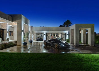 Esta impresionante propiedad en Rancho Mirage, California puede ser tuya por solo $3,32 millones