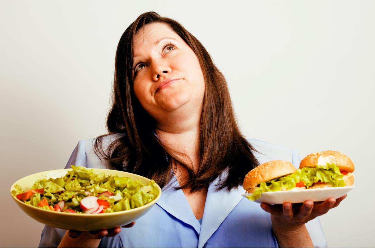 Aprenda a comer saludable en 2020 para bajar de peso y sentirse bien