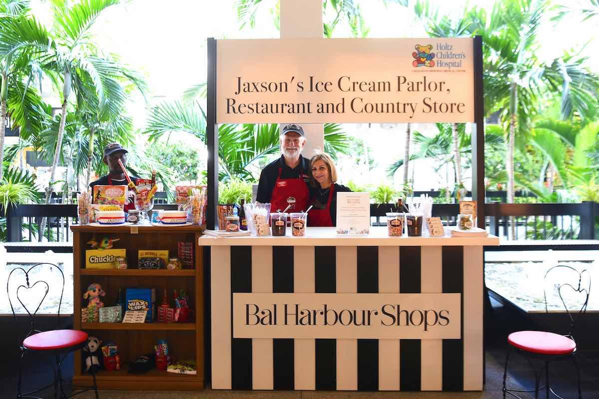 'Ice Cream We Love' en Bal Harbour Shops