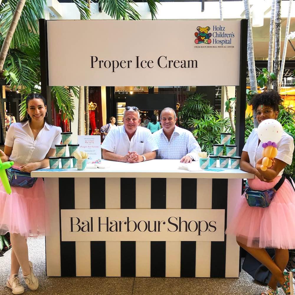 """Bal Harbour Shops será el anfitrión de la 3ra edición del festival """"Ice Cream We Love"""""""