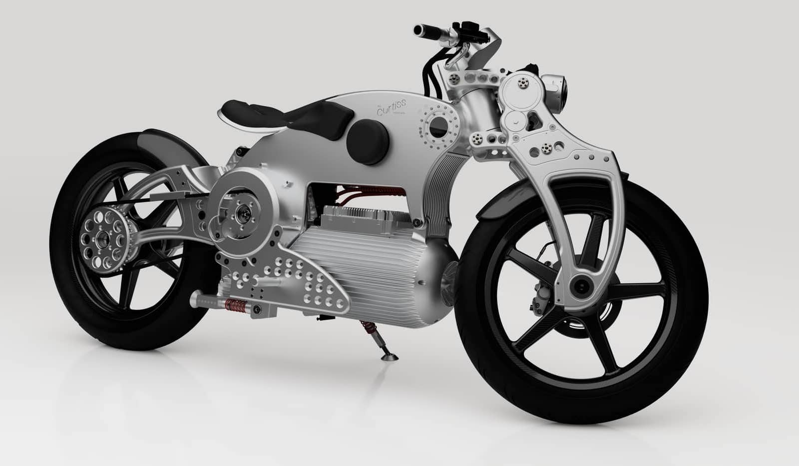Hades 1 Pure | Curtiss Motorcycles
