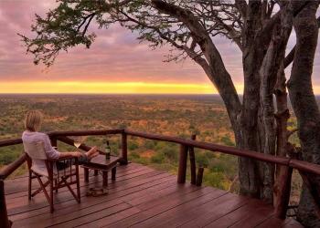 Elsa's Kopje Meru en Kenia