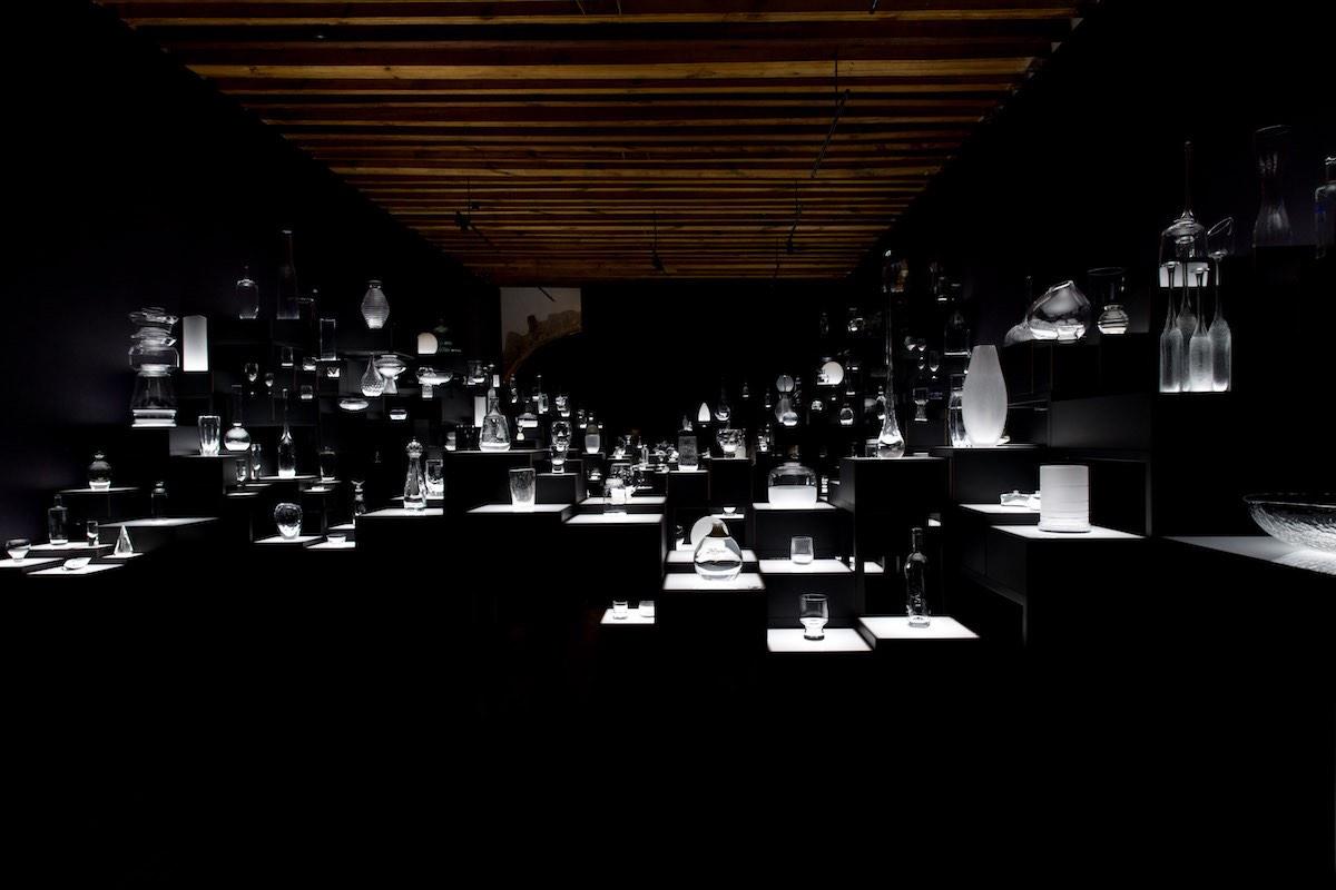 Tequila Casa Dragones formará parte de la exhibición InVisible. Diseño en Vidrio en el Museo Franz Mayer.