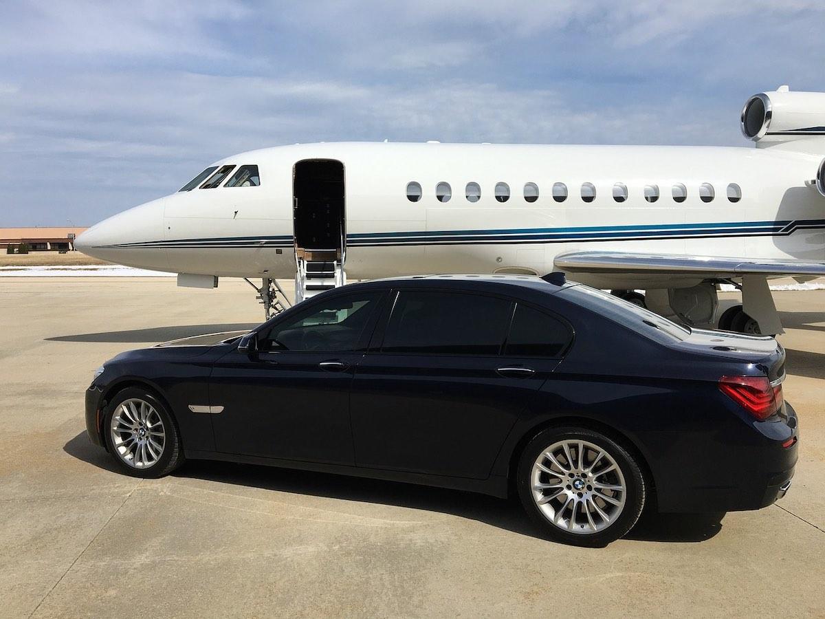 Experiencia de lujo en un jet privado para asistir al Super Bowl 2020