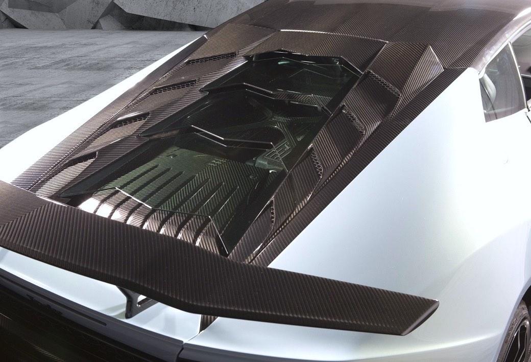 Lamborghini Huracán TOROFEO de Mansory